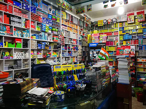 wholesale stationery suppliers in Delhi